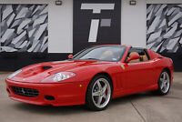 Miniature 4 Voiture Européenne d'occasion Ferrari Superamerica 2005