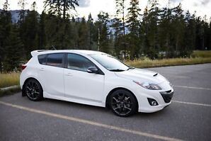 2013 Mazda Mazdaspeed3 Hatchback