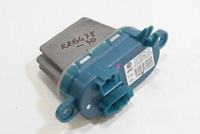 AUDI Q7 4L Heater Blower Motor Fan Resistor Relay Regulator 7L0907521A