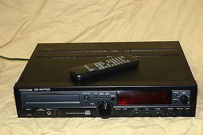 registratore cd TASCAM CD RW 700
