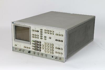 Hp Agilent Keysight 3585a Spectrum Analyzer - Missing Knobs