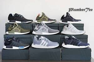 Brand New Adidas NMD R1 and NMD XR1 (vary in Price) Melbourne CBD Melbourne City Preview