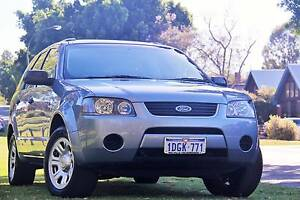 2009 Ford Territory TX SY MKII Auto 123000 Km Only. Carlisle Victoria Park Area Preview
