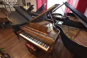 STEINWAY Piano, Model M, The Piano Boutique