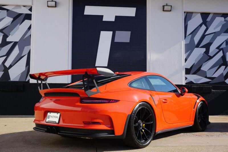 Image 8 Coche Americano usado Porsche 911 2016