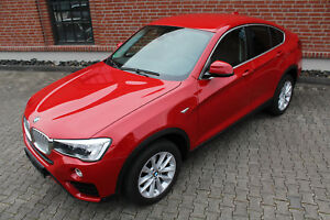 BMW X4 xDrive35d Head-Up Connected Drive Standheiz.