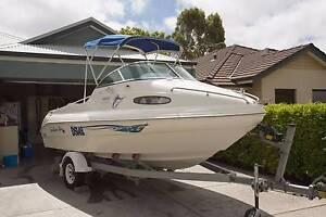 Half Cabin 4.85m (16ft)  fiberglass boat Melville Melville Area Preview