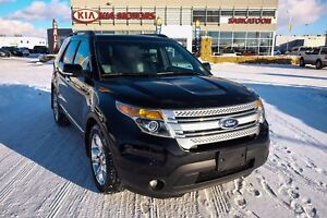 2013 Ford Explorer XLT 4X4 - NAV - LEATHER - AWD - HTD SEATS