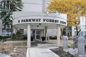 #1714 -5 PARKWAY FOREST DR Toronto, Ontario