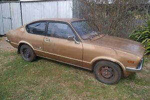 1977 Holden Gemini Coupe Guyra Guyra Area Preview