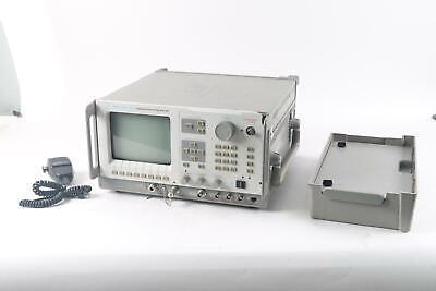 Motorola R2600cnt Communications Service Monitor 400 Khz To 1 Ghz