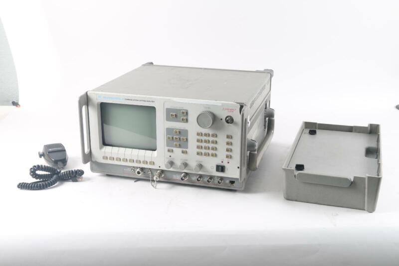 Motorola R2600CNT Communications Service Monitor 400 KHz to 1 GHz