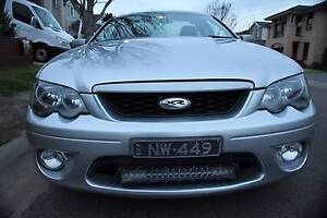 Ford XR6 Magnet 2006 BF auto rare low Klms Beaumont Hills The Hills District Preview