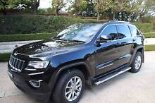 2013 MY14 Jeep Grand Cherokee Wagon LOW KMs, EXTENDED WARRANTY!! Kellyville The Hills District Preview