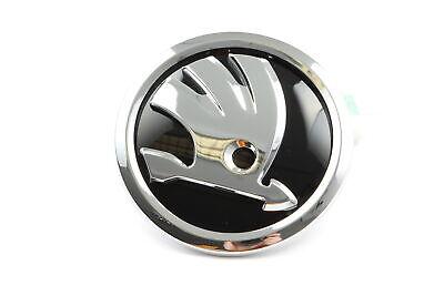 Original Skoda 5l0853687 739 logo logo emblème
