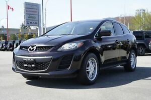 2010 Mazda CX-7 - ALLOY WHEELS, SUNROOF!