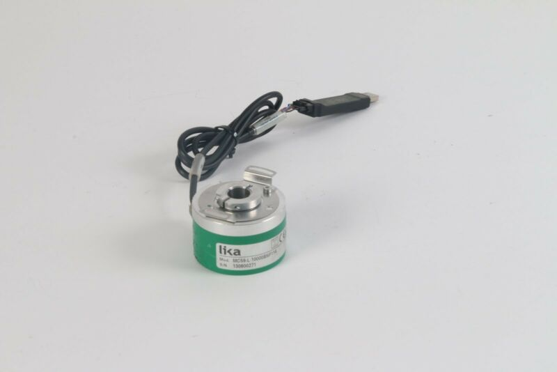 Lika MC59-L-10000BNF114 Encoder