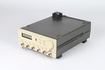 Wavetek 12 Mhz Synthesized Function Generator Model 23 - Fair Condition