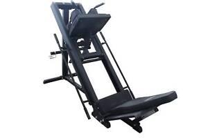 Brand New Armortech Leg Press / Hack Squat Machine