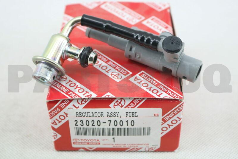 2302070010 Genuine Toyota Regulator Assy, Fuel Pressure W/jet Pump 23020-70010
