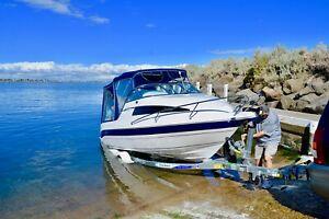 2021 Revival R590, Mercury 3.0 135 4 stroke, Dunbier Trailer Pialba Fraser Coast Preview