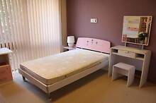 Nearly New KIDS Single King Size Bedroom Furniture Set Dural Hornsby Area Preview