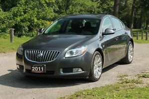 2011 Buick Regal CXL Turbo ONLY 58K | Accident-FREE | CERTIFIED