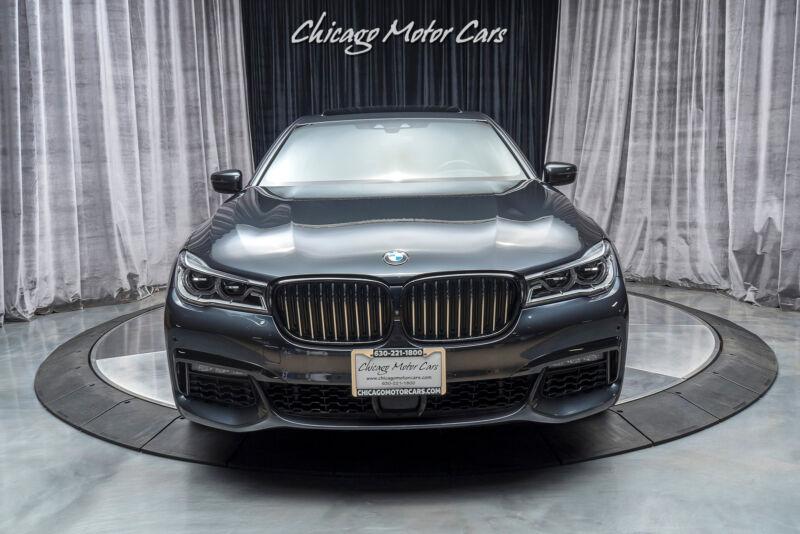 Image 7 Voiture Européenne d'occasion BMW 7-Series 2018