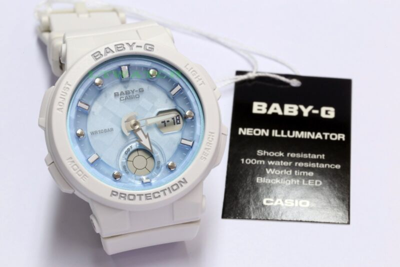 19c0a4d28f94 BGA-250-7A1 Baby-G Color Models Casio Ladies Watches Digital Resin 100m