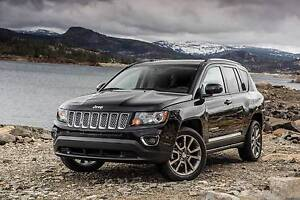 2015 Jeep Compass Limited 4 X 4, Black, Must sell!!! Glen Iris Boroondara Area Preview