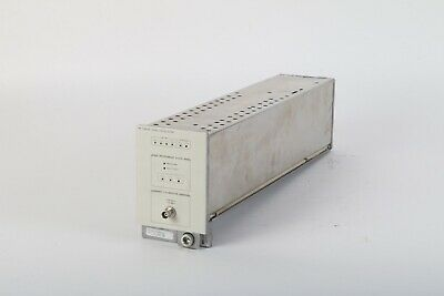 Hp Agilent 70900a Local Oscillator Module W Option 8ze