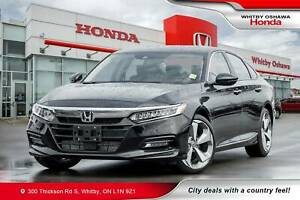 2018 Honda Accord Touring | Power Moonroof, Heated & Ventilated