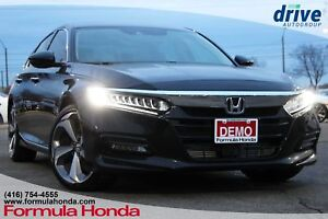 2018 Honda Accord Touring TOURING | TOP OF LINE | DEMO