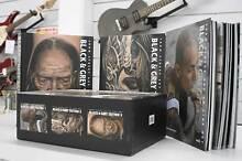 Edition Reuss's Black & Grey Tattoo 3 volume set, near new. Nerang Gold Coast West Preview