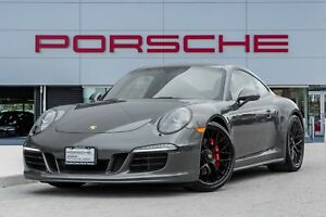 2015 Porsche 911 Carrera 4 GTS|Park Assist|BOSE® Audio Package