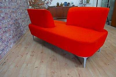 Sofa rot zweisitzer for Ohrensessel weinrot