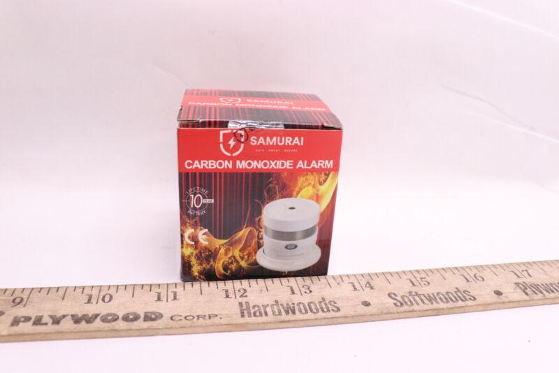 Samurai Mini Smoke Alarm Carbon Monoxide 725-711