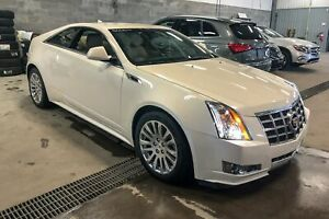 2014 Cadillac CTS PERFORMANCE COUPE AWD CUIR TOIT PANO NAV