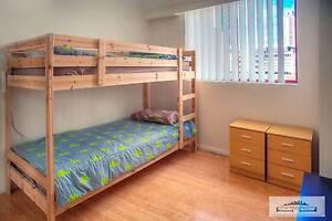 SPLENDID BUNK BED share room FOR ONE FEMALE Sydney City Inner Sydney Preview