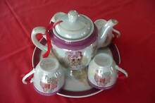 Japanese Tea Set Capalaba Brisbane South East Preview