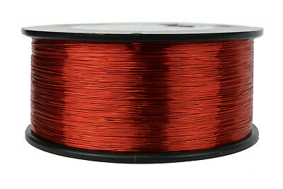 Temco Magnet Wire 28 Awg Gauge Enameled Copper 1.5lb 155c 2982ft Coil Winding