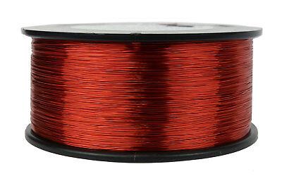 Temco Magnet Wire 28 Awg Gauge Enameled Copper 1.5lb 155c 2982ft Coil Winding