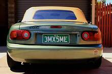 1993 NA8 MX-5 Thornlie Gosnells Area Preview