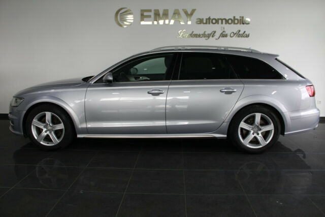 Audi A6 Allroad Quattro 3.0 TDI/Navi/Head UP/Xenon/