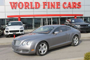 2007 Bentley Continental GT   Accident Free