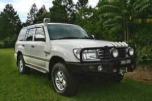 2005 Toyota LandCruiser Wagon Yamba Clarence Valley Preview