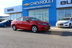 2017 Chevrolet Cruze LT Auto ANDROID AUTO/APPLE CARPLAY, RED...