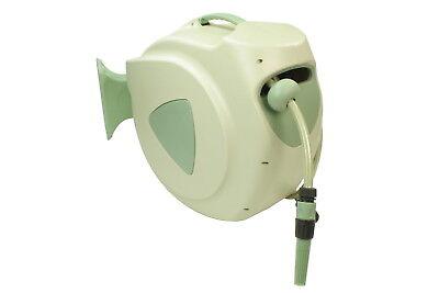 Automatik Wasser Schlauchtrommel Gartenschlauch Schlauch Aufroller Schlauchrolle