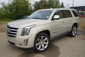 2015 Cadillac Escalade Prem. SUV - Sunroof Bluetooth SurroundVis