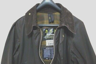 BARBOUR- A125 GAMEFAIR WAX COTTON JACKET- RARE COLOR - MADE IN ENGLAND- SIZE 36